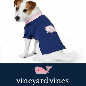 NWT Vineyard Vines Polo Dog Shirt